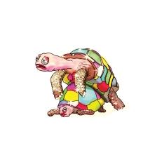 T Rex RGB