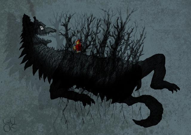 Wolf Wood