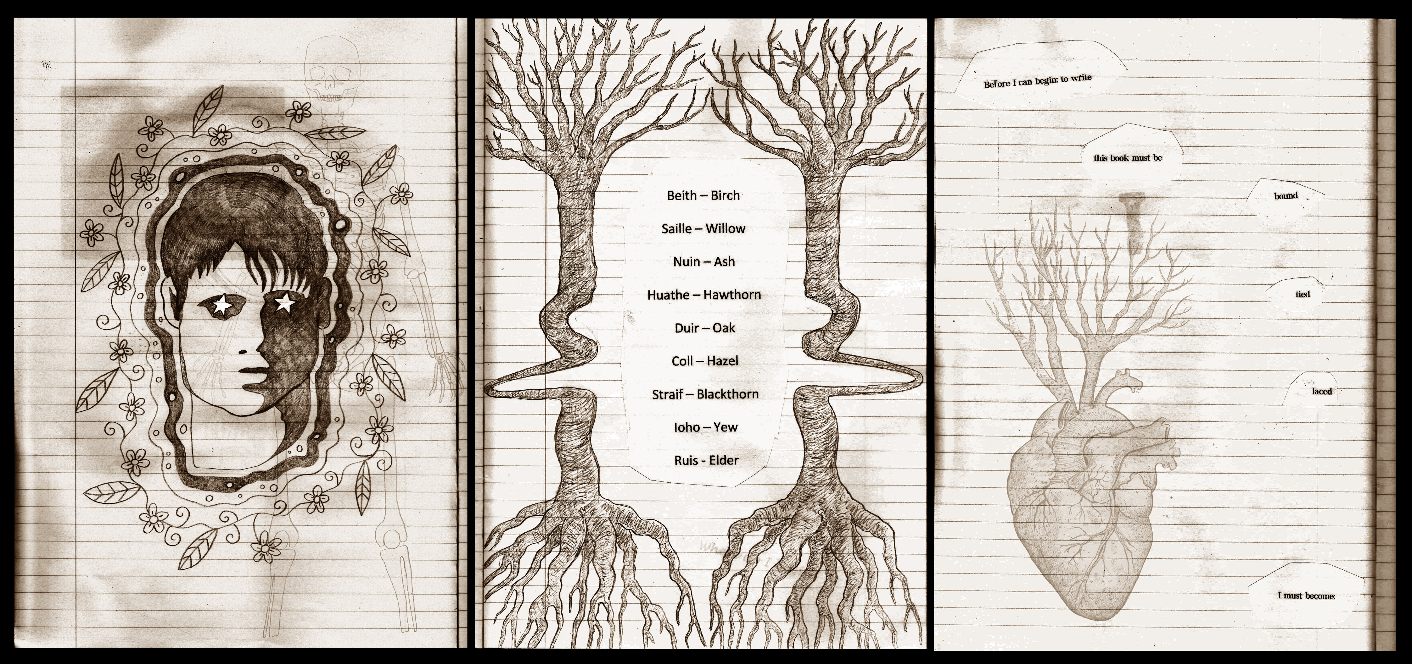 unfinished book images