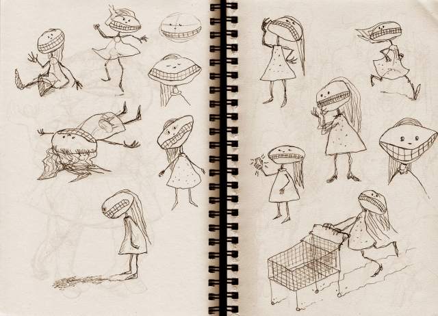 character sketchbook 02