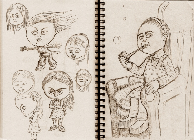 character sketchbook 03
