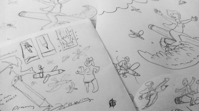 Flight Sketches