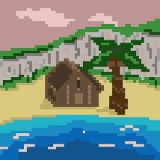 Pixel Beach